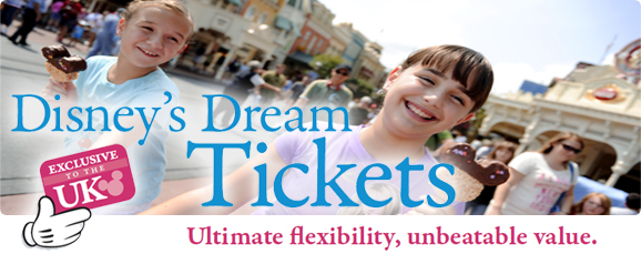 Book your dream holiday at Walt Disney World Resort, Florida, USA