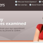 Vision Express Eye Examinations and Prescription Glasses