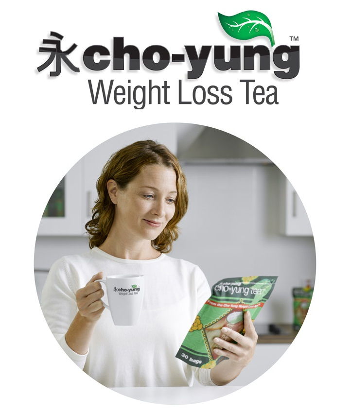 Cho Yung Slimming Tea helps with weight loss. Click here to buy now at a special reduced price this month!